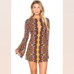 ✨ Free People Bell Sleeve Tunic